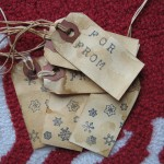 Small Gift Tags