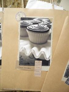 Cupcake Birthday Gift Bags