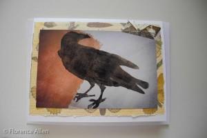 Art Journal Crow