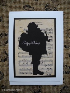 Silhouette on Music