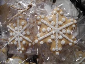 Sugar Snowflakes, created by Julie