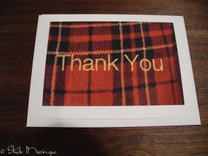 This Tartan Plaid Always Reminds Me Of My First School Lunchbox -  it's called: Wallace Clan Plaid